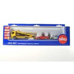 Recovery lorry