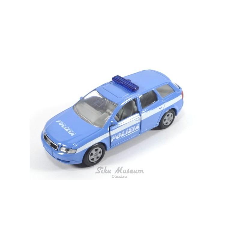 Audi A4 Avant Polizia