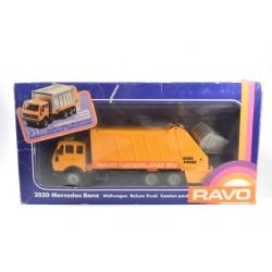 Mercedes 2232 vuilniswagen RAVO