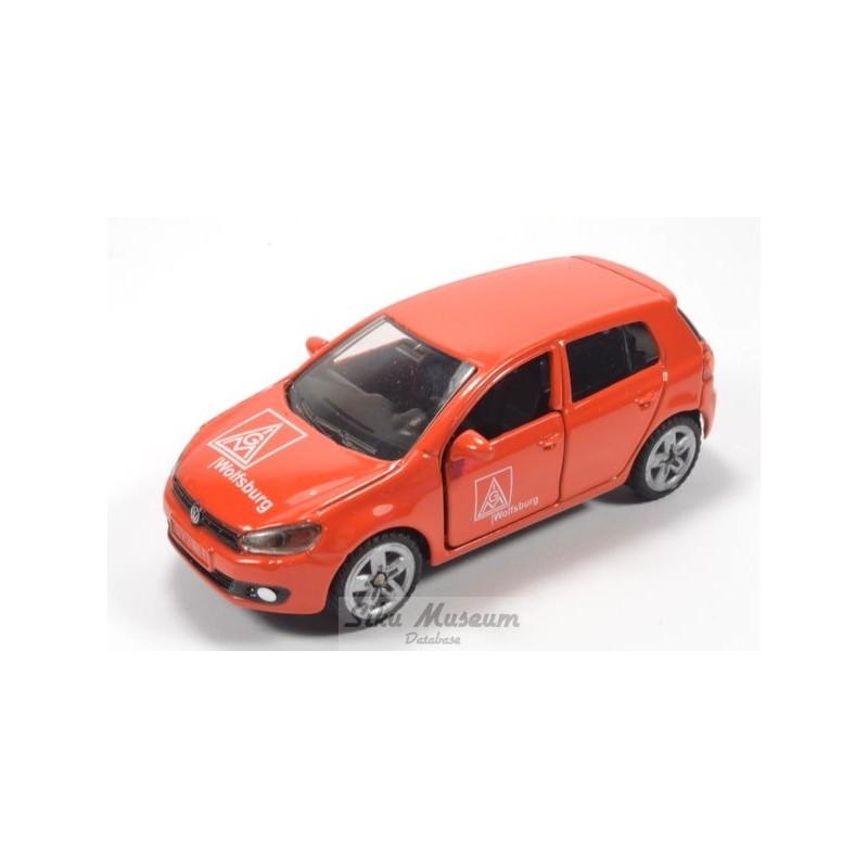 Volkswagen Golf VI 2.0 TDI IGM Wolfsburg