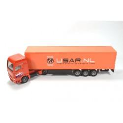 MAN TG-A LKW mit Auflieger USAR.NL