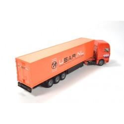 MAN TG-A vrachtwagen met oplegger USAR.NL