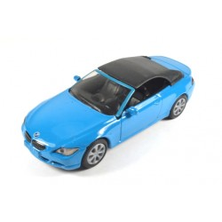 BMW 645i cabriolet with roof