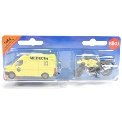 Ambulance set MEDECIN