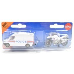 Politie set
