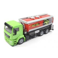 MAN TG-A mit Tankwagenaufbau