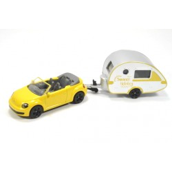 Volkswagen New Beetle with...