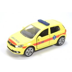 Volkswagen Golf VI doctors car