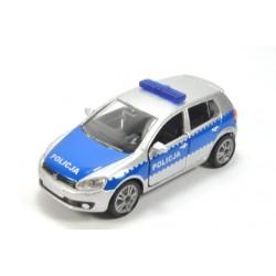 Volkswagen Golf VI Policja