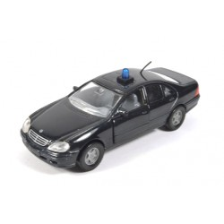 Mercedes S 500 Security...