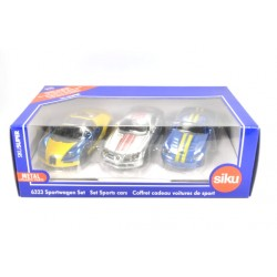 Sports cars set