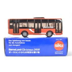 Linienbus Bornelund 2018